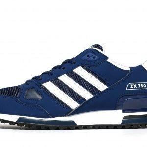 Adidas Originals Zx 750 Tummansininen