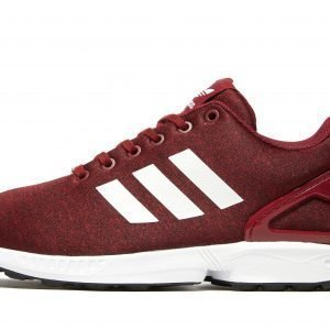 Adidas Originals Zx Flux Burgundy / White