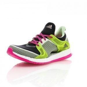 Adidas Pure Boost X Tr Salikengät Musta / Keltainen