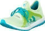 Adidas Pureboost X Halo/Shock Green/Slime