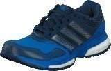 Adidas Response Boost 2 Techfit J Shock Blue/White/Mineral Blue