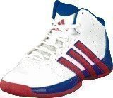 Adidas Rise Up 2 Nba K White/Scarlet/Collegiate Royal