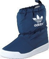 Adidas Slip On Boot K Oxford Blue