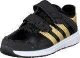 Adidas Snice 4 Cf I Black/Gold Met/Ftwr White