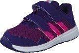 Adidas Snice 4 Cf I Collegiate Purple/Pink/White
