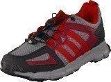 Adidas Trailkid 2 Sl K Core Black/Scarlet/Burgundy