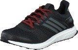 Adidas Ultra Boost St M Core Black/Iron Met./Vivid Red