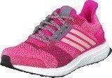 Adidas Ultra Boost St W Shock Pink/Mineral Red