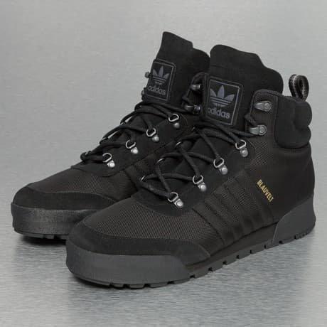 Adidas Vapaa-ajan kengät Musta