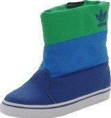 Adidas Winter Vulc I Fairway/Bluebird/Pride Ink