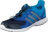 Adidas Winterfast Sl K Solar Blue/Navy/Blue