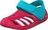 Adidas Zsandal C Bold Pink/White/Shock Green
