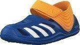 Adidas Zsandal C Eqt Blue/Ftwr White/Eqt Orange