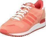 Adidas Zx 700 Weave W Bright Coral/Dust Pink/White