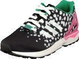 Adidas Zx Flux W Core Black/White/Pink