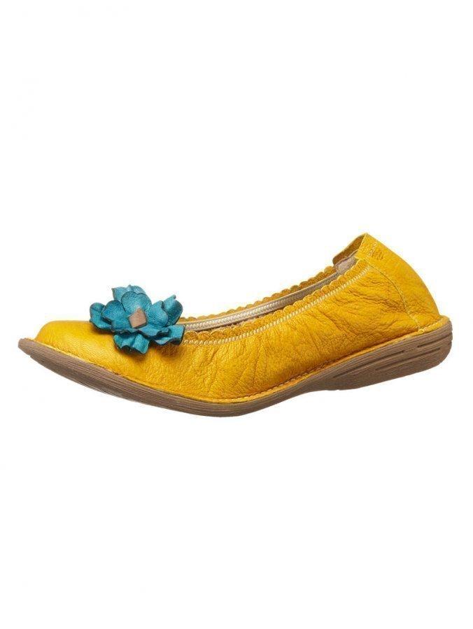 Alpina Ballerinat Keltainen