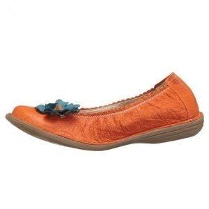 Alpina Ballerinat Oranssi