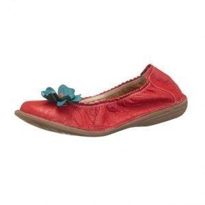 Alpina Ballerinat Punainen
