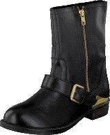 Amust Venezian Boot Black