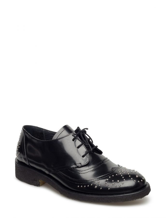 Angulus Brogues W. Laces And Rivets