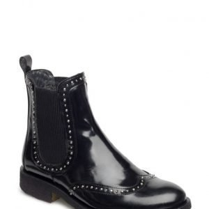 Angulus Chelsea Boot With Elastic And Rivets Detail