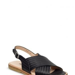 Angulus Sling-Back Sandal With Buckle