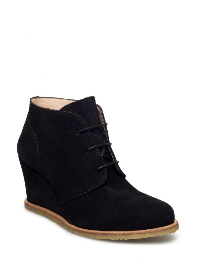 Angulus Wedge Boot With Laces