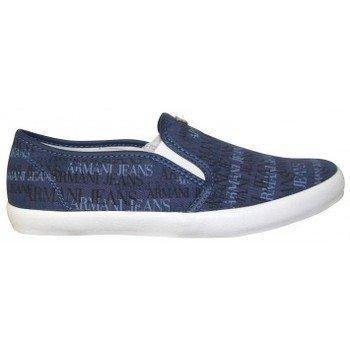 Armani Jeans Mocassins  A652324 bleu kävelykengät