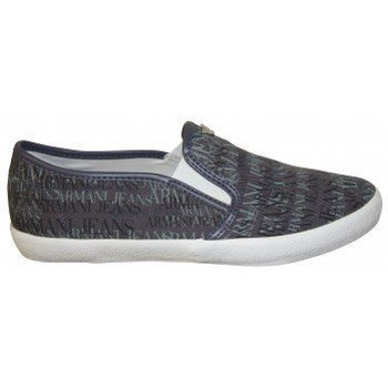 Armani Jeans Mocassins  A652324 gris kävelykengät