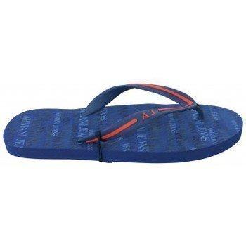 Armani Jeans Tongs  A656138 bleu rantasandaalit
