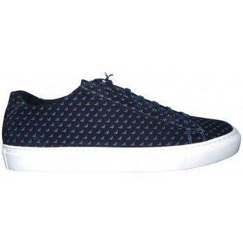 Armani Jeans basket  B655784 noire tennarit