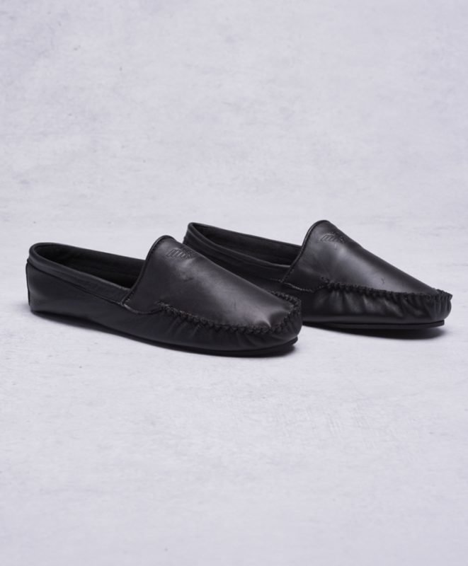 Armani Slippers 00020 Black