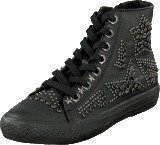 Ash Vibration BIS Black/Studs