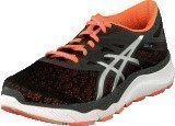 Asics Asics 33-M Onyx/Silver/Flash Orange