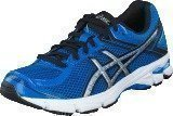 Asics C558N-3993 Gt-1000 4 Gs Electricblue/Silver/Black