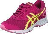 Asics GEL-GALAXY 8 GS Berry/Flash Yellow/Flamingo