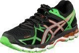 Asics GEL-KAYANO 21 Black/Lightning/Flash Green