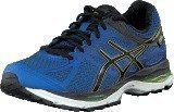 Asics Gel-Cumulus 17 G-Tx Mosaic Blue/Black/Lime Punch
