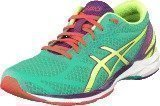 Asics Gel DS Racer 10 Mint/Flash Yellow/Purple