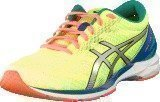 Asics Gel DS Racer 10 Yellow/Blue/White/Silver