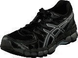 Asics Gel Kayano 20 Black/Onyx
