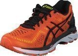 Asics Gel-Kayano 23 FlameOrange/Black/SafetyYellow