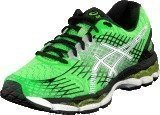 Asics Gel Nimbus 17 Green/White/Black