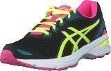 Asics Gt-1000 5 Gs Black/Safety Yellow/Pink Glow
