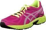 Asics Patriot 7 Hot Pink/Silver/Yellow