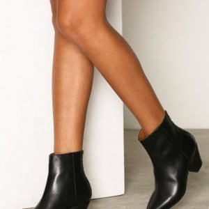 Atp Atelier Bea Ankle Boots Nilkkurit Musta
