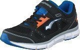 Bagheera Arrow Black/blue