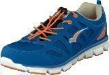 Bagheera Gravity Blue/Orange