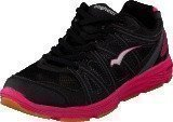 Bagheera Matrix Black/Fuchsia