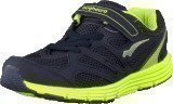 Bagheera Rapid Navy-Lime